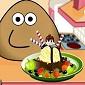 بازی آنلاین تزئین بستنی توسط پو