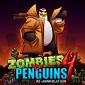 بازی آنلاین زامبی و پنگوئن ها