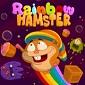 بازی آنلاین Rainbow Hamster