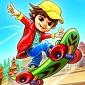 بازی آنلاین اسکیت باز دیوانه - Crazy Skater