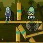 بازی آنلاین انفجار زامبی ها