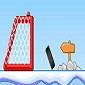بازی آنلاین ضربات هاکی ACCURATE SLAPSHOT