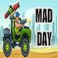 بازی آنلاین ماشین جنگی MAD DAY