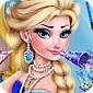 بازی آنلاین مدل لباس شاهزاده برفی