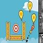 بازی آنلاین شلیک به سمت بادکنک ها