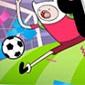 بازی فوتبال کارتونی آفریقا