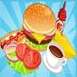 بازی فروش همبرگر و نوشیدنی