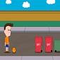بازی آنلاین ترفند شوت به توپ