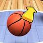 بازی آنلاین سبد بسکتبال