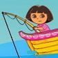 بازی آنلاین ماهیگیری دورا