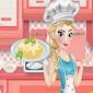 بازی آنلاین پخت و پز اسپاگتی توسط السا
