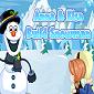 بازی آنلاین ساخت آدم برفی توسط آنا و السا