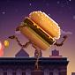 بازی آنلاین همبرگر دونده - قابل اجرا روی گوشی