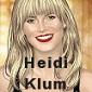 بازی آنلاین آرایگشری واقعی Heidi Klum