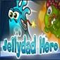 بازی آنلاین فکری و فضایی Jellydad Hero