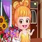 بازی آنلاین انتخاب لباس بچه فندقی گلفروش
