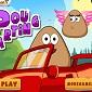 بازی آنلاین ماشین سواری پو - POU KARTING