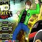 بازی آنلاین مبارزه خیابانی بن تن