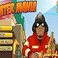 بازی آنلاین آتشنشان دیوانه