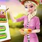 بازی آنلاین آموزش نقاشی السا