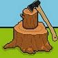بازی آنلاین مهارتی چوب بری