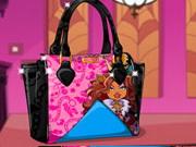 بازی طراحی کیف زنانه – Monster High Handbag Design