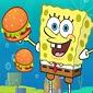 بازی باب اسفنجی – شلیک توپ به همبرگر