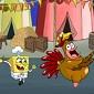 بازی آنلاین باب اسفنجی – Quirky Turkey