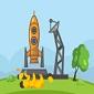 بازی آنلاین ساده و کم حجم سوپر موشک