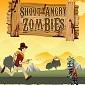 بازی آنلاین شلیک به زامبی های عصبانی