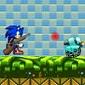 بازی آنلاین حمله Sonic