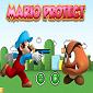 بازی آنلاین محافظت از ماریو